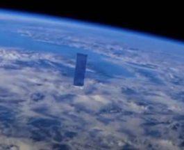 SpaceX, Starlink, спутники,