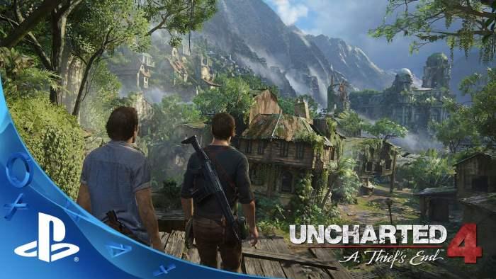 Uncharted 4, игра, ПК,