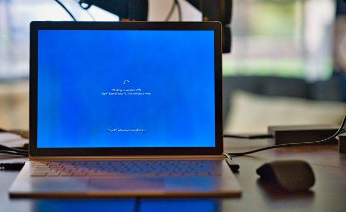 Windows 10 21H2, значки,
