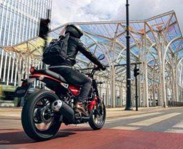 Yamaha, XSR125, мотоцикл,