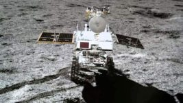 Yutu-2, луноход, Китай,