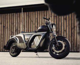 Zaiser Electrocycle, мотоцикл,