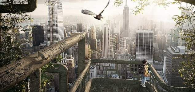 eVolo, Живой небоскреб, Нью-Йорк,