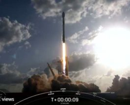 SpaceX, Starlink,