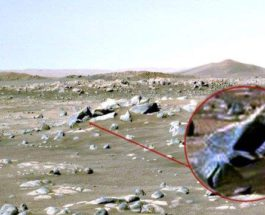 Марс, обломки, объект,