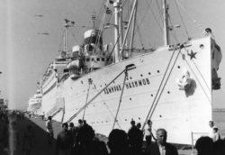 Самая крупная катастрофа пассажирского лайнера в Советском Союзе, получившая название «Советский Титаник»