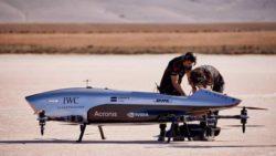 Приближаются гонки на летающих машинах. Аэроспидер Alauda Mk3 совершил первый полет