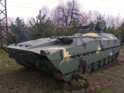 В Украине покажут новую БПМ «Кевлар-Э» на Arms and Security 2021