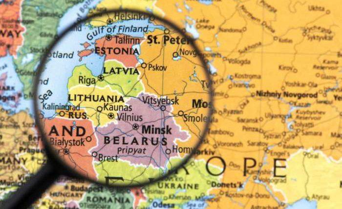 Беларусь, Санкции,
