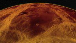 На Венере обнаружено тектоническое движение