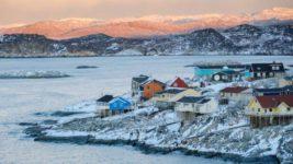 Гренландия, Фарерские острова,