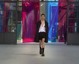 Дольче и Габбана, мужская мода, весна лето 2022,