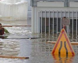 Европа, наводнения, погода,