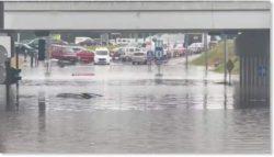 Штормы вызвали внезапные наводнения в Польше, Чехии, Германии и Италии — 2,3 дюйма всего за час