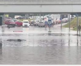 Европа, наводнения,