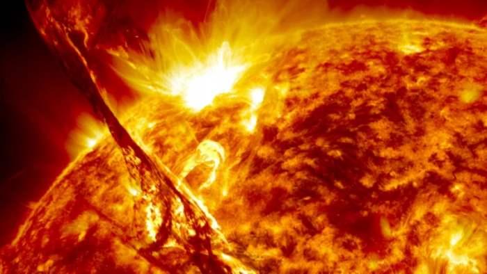 Земля, угроза, солнечная активность,