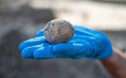 В Израиле найдена потрясающая находка: 1000-летнее куриное яйцо не теряет форму по невероятной причине (Видео)