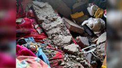 Цунами, разрушения и паника после сильного землетрясения M6.1 на индонезийских Молуккских островах (видео и фото)