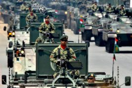 Индонезия, военная техника,