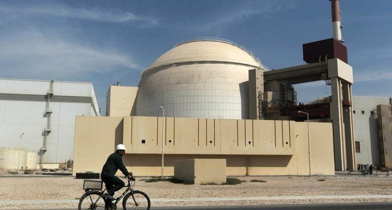 Иран, АЭС Бушер, остановка,