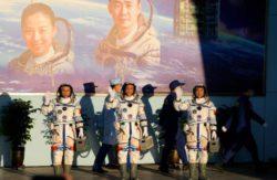 Китайские астронавты с нетерпением ждут полета на новую космическую станцию