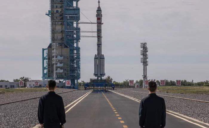 Китай, ракета, запуск,