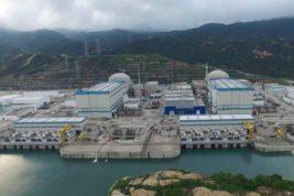 Китай, утечка, радиоактивный газ, АЭС,