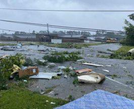 Клодетт, тропический шторм, Алабама,