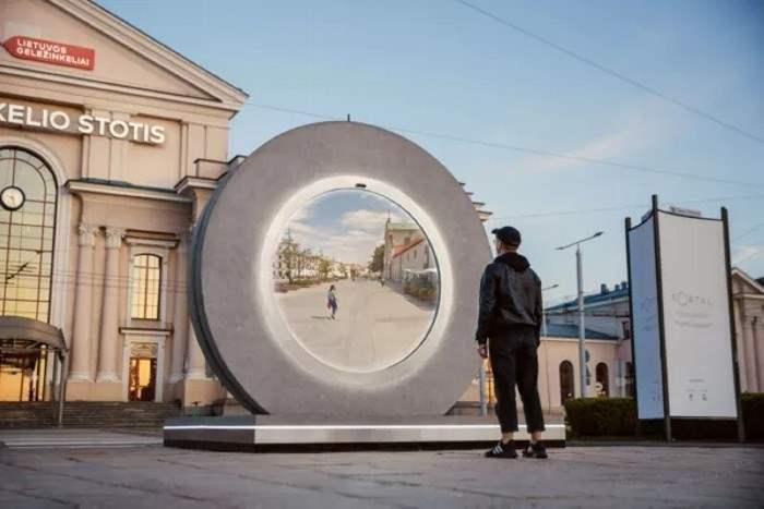 Литва, Польша, городские порталы,