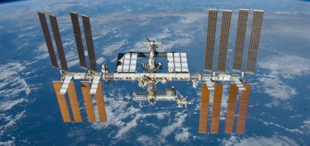 МКС, космический мусор,