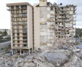 Майами, обрушение, дом,