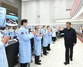 Марс, Китай, полеты,