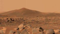 Сенсация! На Марсе нашли признаки древней жизни
