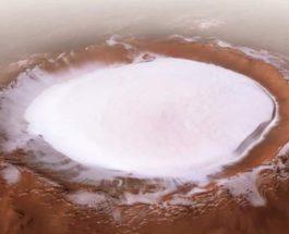 Марс, подземные озера,