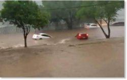 Сильные дожди обрушились на долину Мексики — наводнения в Атисапан, Экатепек и Тлалнепантла