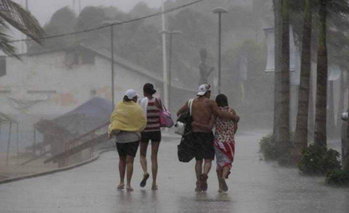 Мексика, тропический шторм, Долорес,