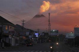 Мерапи, Вулкан, Индонезия,