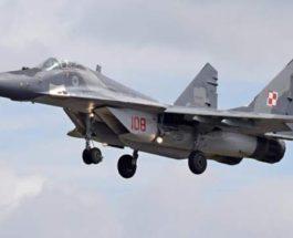 МиГ-29, ВВС Польши,