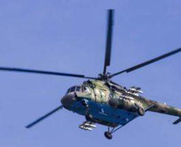 Ми-8, Ленинградская область, Росгвардия, вертолет,