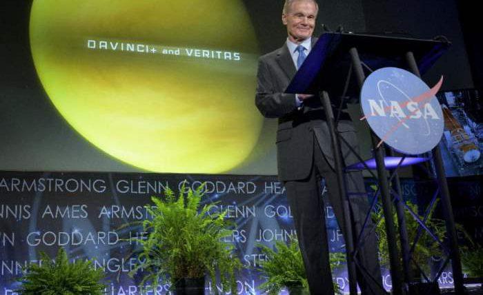 НАСА, Венера,