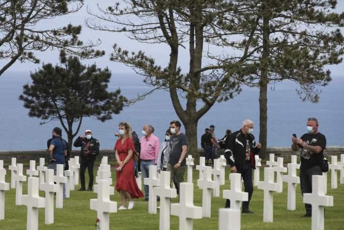 Нормандия, высадка, День Д, 6 июня,