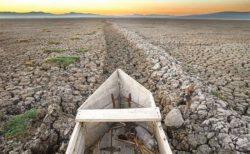 Озеро Куицео, второе по величине озеро Мексики, теперь является кладбищем заброшенных рыбацких лодок