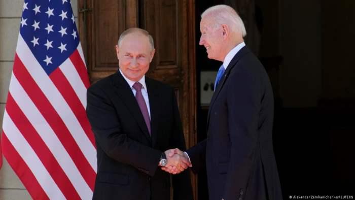 Путин, Байден, Женева, встреча,