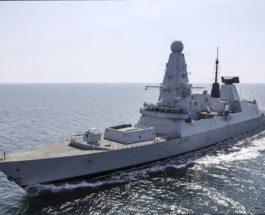 Россия, Черное море, Великобритания, HMS Defender,