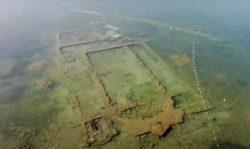 Руины византийской базилики Святого Неофита были впервые обнаружены в результате положительного воздействия изоляции на окружающую среду