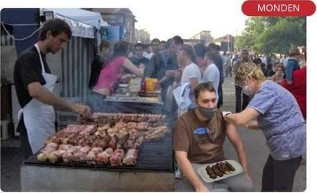 Румыния, Бухарест, вакцинация, рынок,