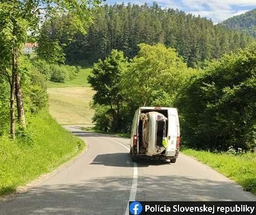 Словакия, автомобиль, перевозка,
