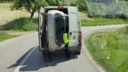 Вот как в Словакии перевозят автомобили (ФОТО)