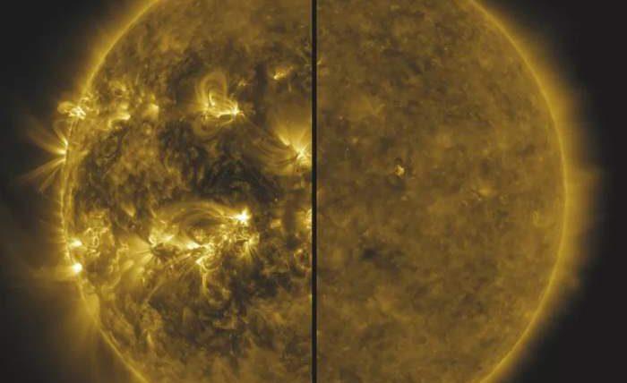 Солнце, солнечные циклы,