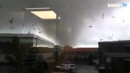 Торнадо, Окленд, Новая Зеландия,
